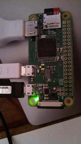 Setup PI ZERO W as ultra portable server and AP (tutorial