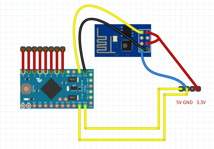 Using the Arduino serial monitor for debugging and