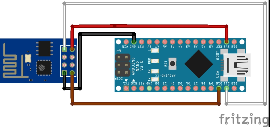 Nano + esp8266-01 - Need Help With My Project - Blynk Community