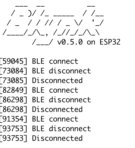 BETA] ESP32 BLE initial support - Announcements - Blynk