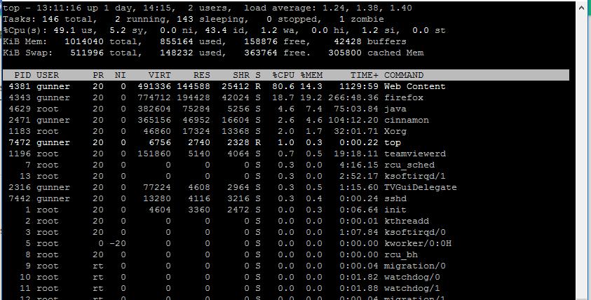 raspberry server client wiringpi runs slow cpu 100 local rh community blynk cc