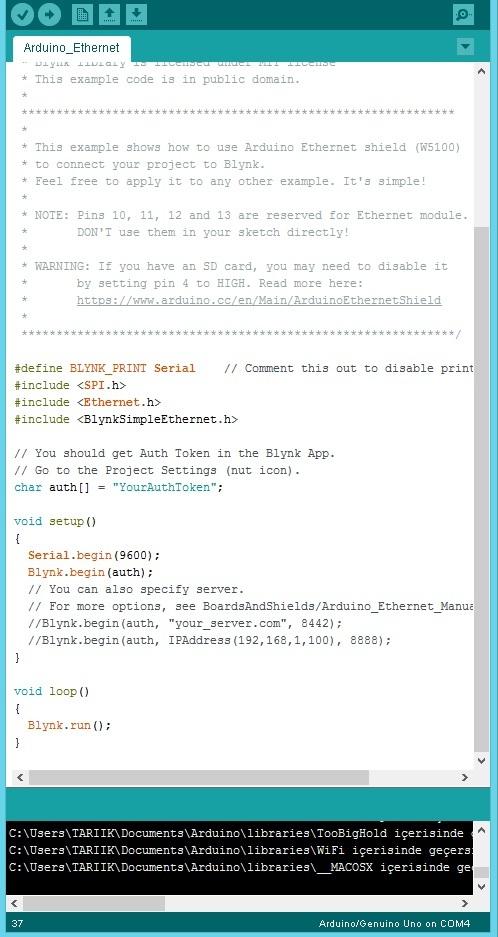 DHCP failed - Solved - Blynk Community
