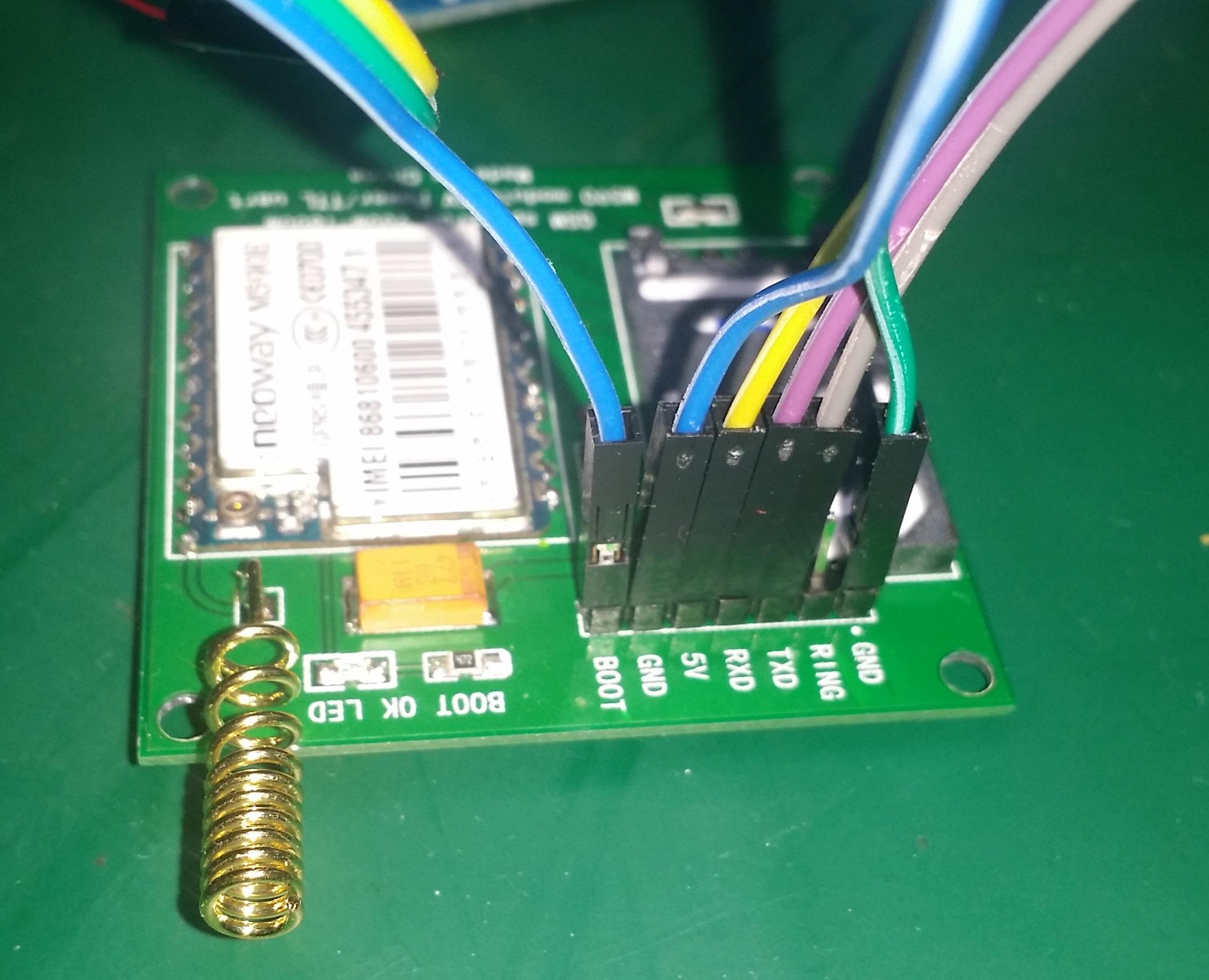 GSM Modem - Neoway M590E -