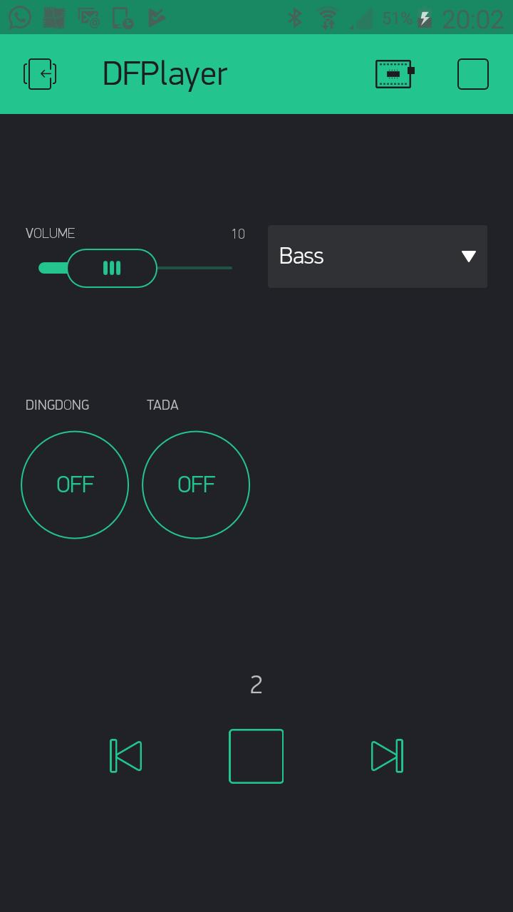 Audio / MP3 music: ESP8266 + DFRobot DFPlayer Mini + Music