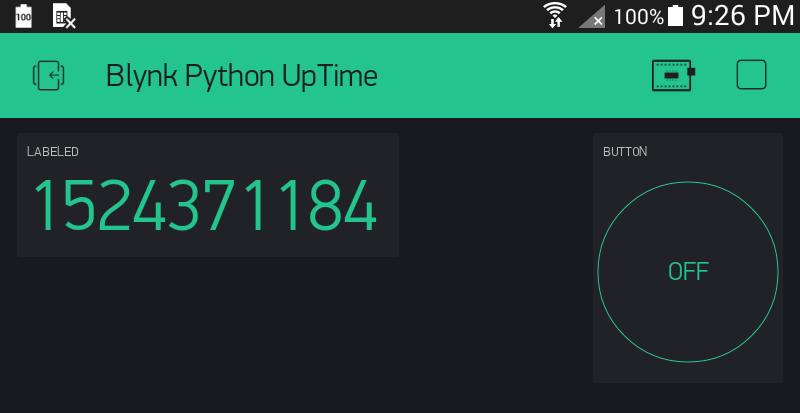 C++ or python (on RPi) - Solved - Blynk Community