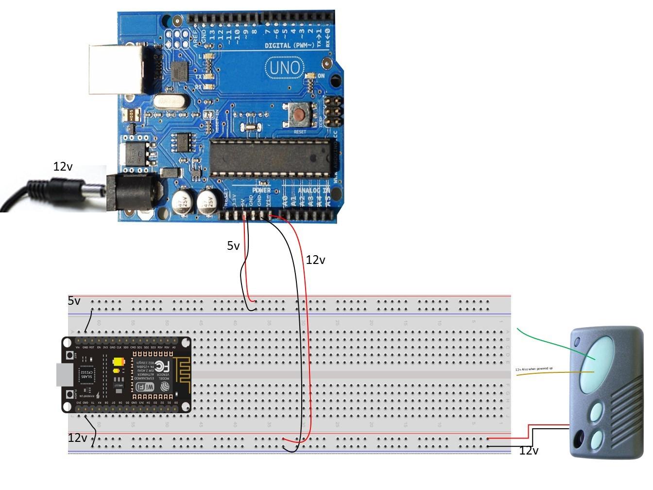 Circuit Board Wiring Pushpin on