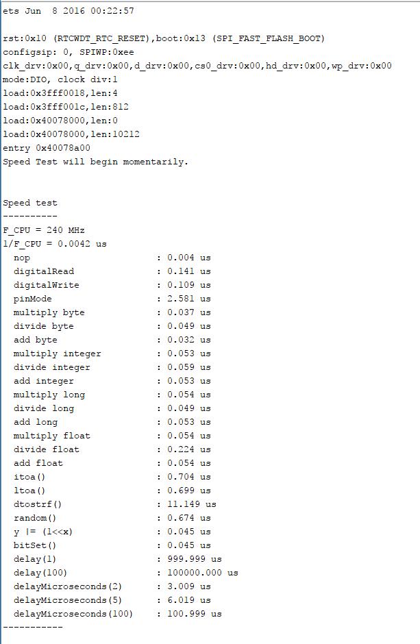 ESP32 always identifies as Arduino in Serial Output - Solved