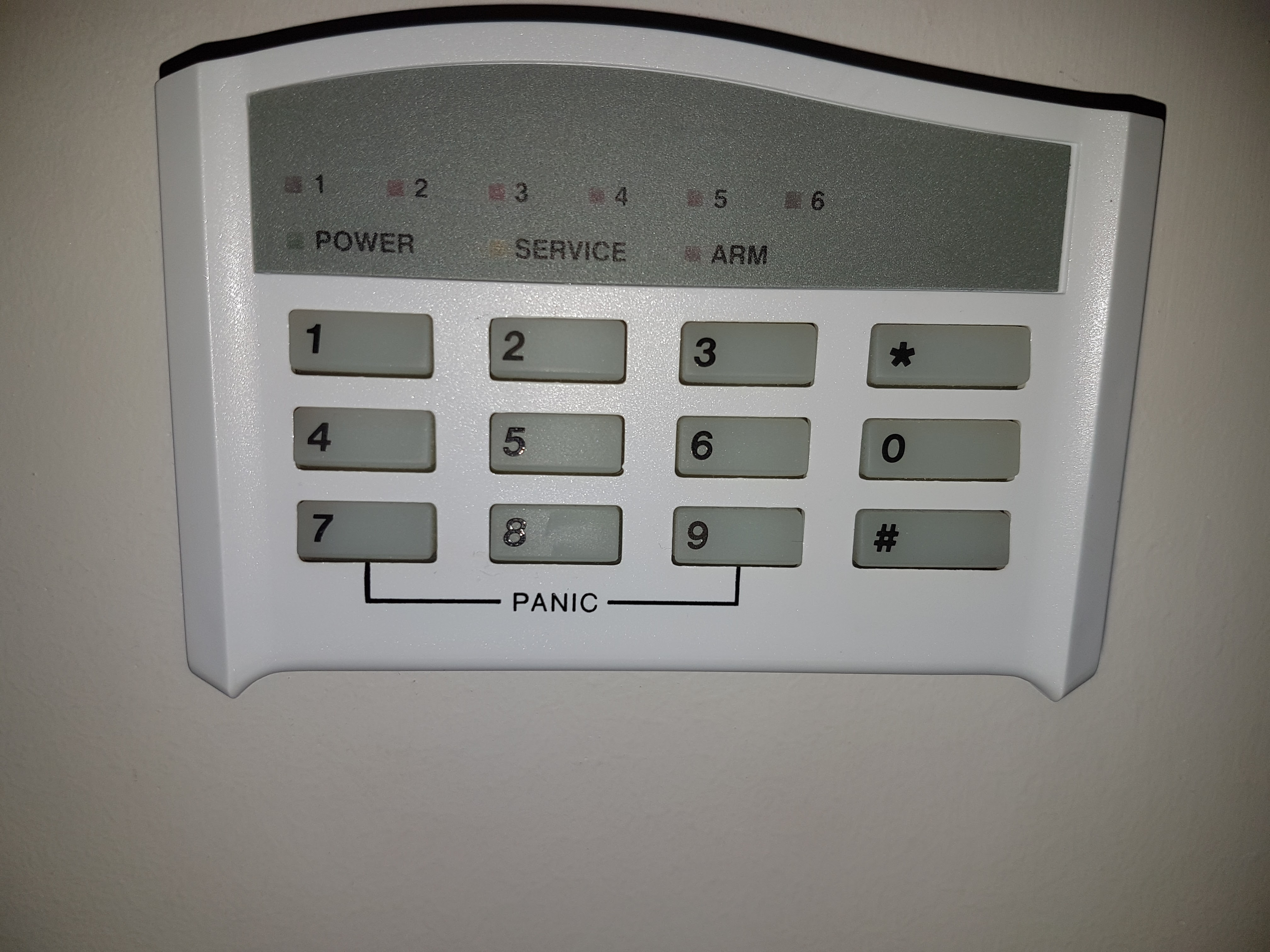 Bring my 10yr old alarm panel to the cloud (Not Blynk Relevant ...