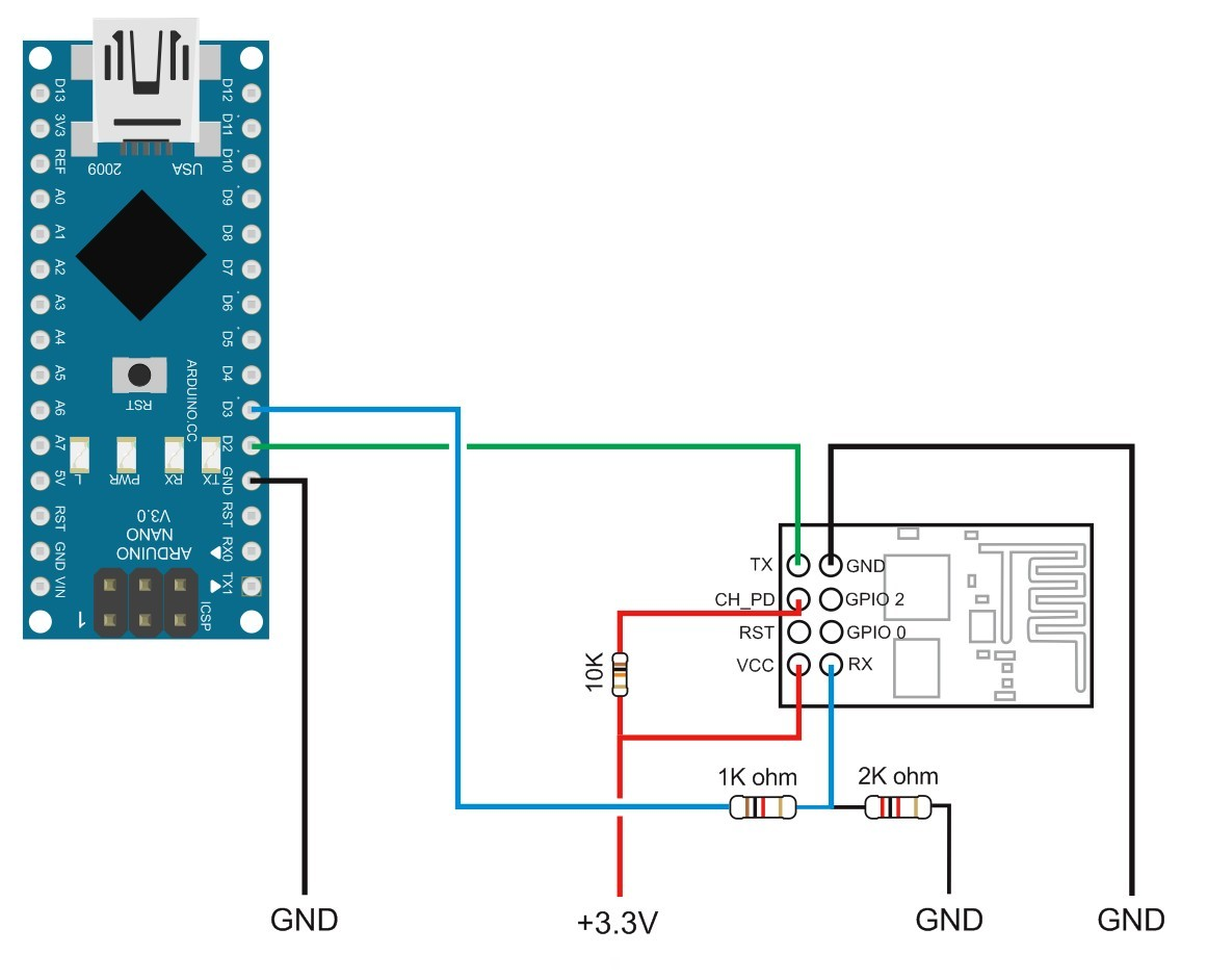 Arduino and 7 Segment LED - hacktronics