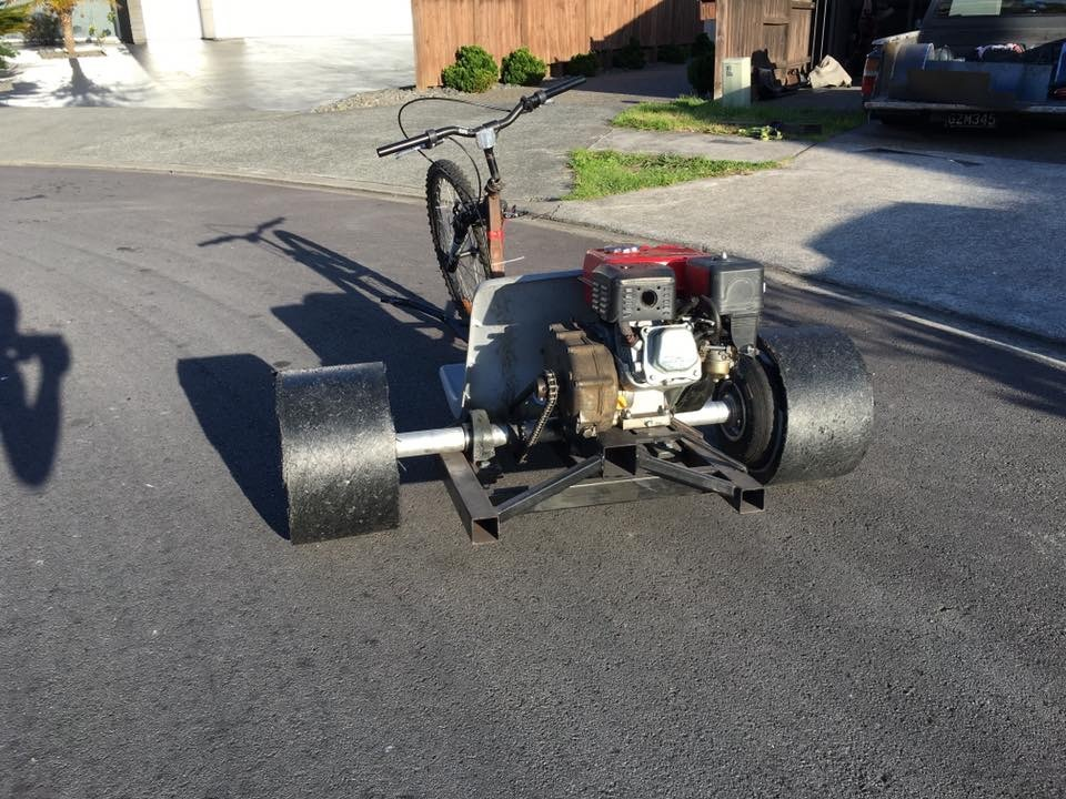 Drift Trike Remote Kill Switch - Projects made with Blynk - Blynk