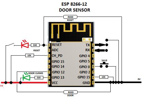 ESP deepSleep on ESP 8266-12 with consumption of 190mA? - Need Help