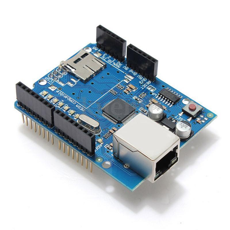 Arduino - ArduinoEthernetShield