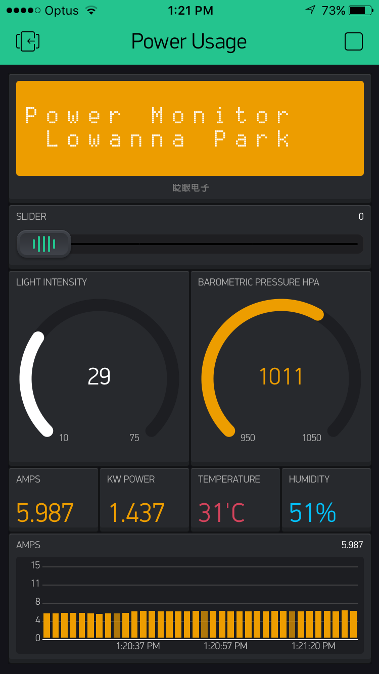 Too many decimal places on display widget - Need Help With My