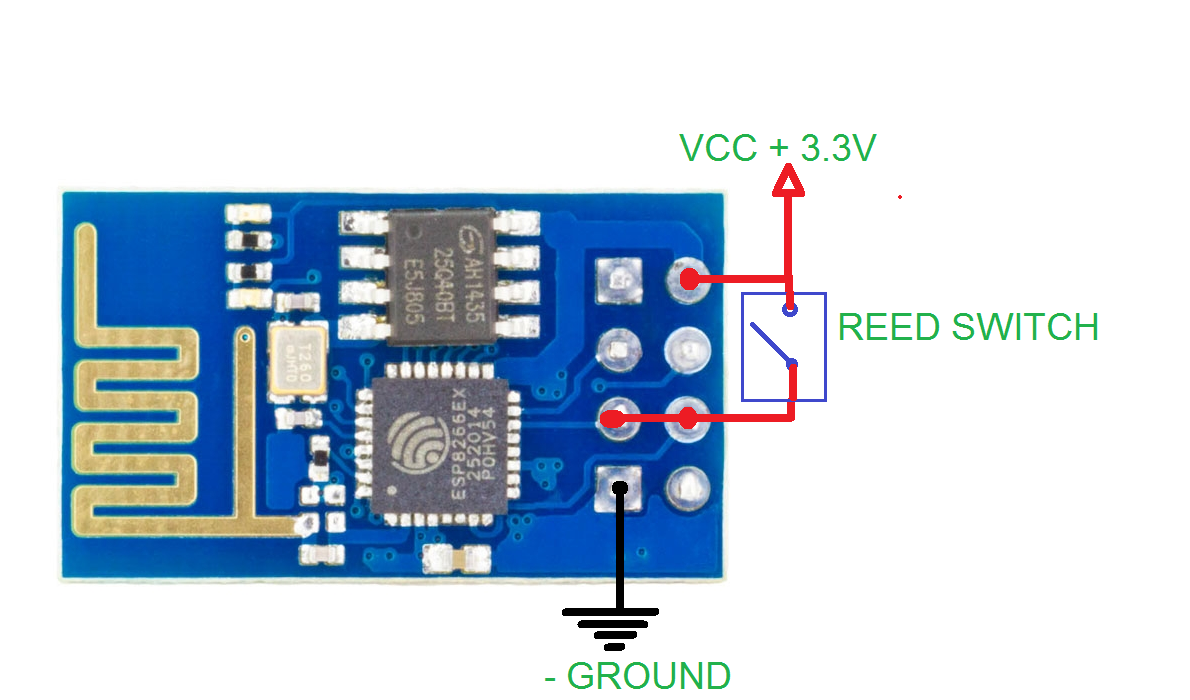 Troubleshooters Needed Esp8266 Mailbox Notify Need Help With My Reed Switch Wiring Diagram Mailnotify Circuit Diagram1190x700 393 Kb
