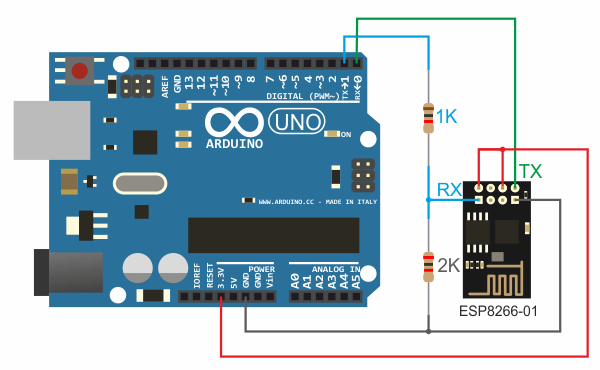 Esp not responding with arduino uno need help