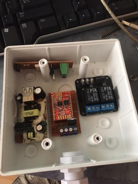 Quot Sonoff Clone Quot Mini Esp8266 Power Ac Relay Controller