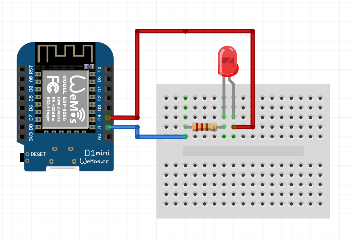 Basic physical LED Control via Blynk - Need Help With My Project