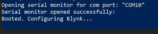ConfiguringBlynk