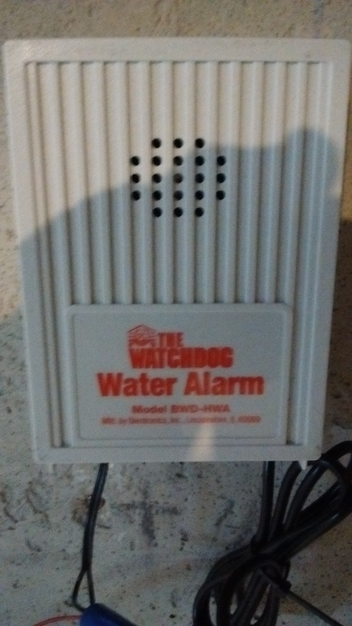 Water Alarm + Blynk + esp8266 + Node-RED + MQTT - Projects made with