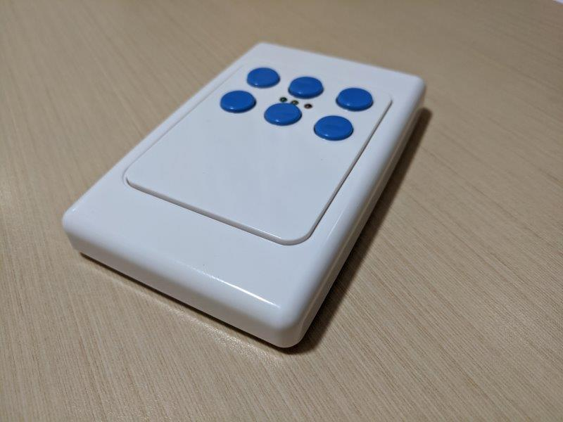 Battery Operated Push Buttons For Blynk Projects Projects Made With Blynk Blynk Community