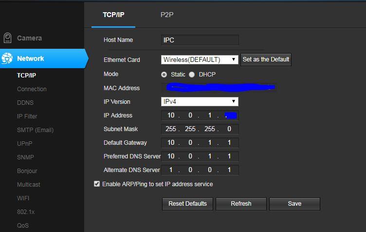 RTSP issues using external public ip address - Need Help